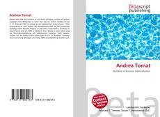 Buchcover von Andrea Tomat