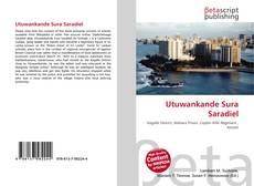 Borítókép a  Utuwankande Sura Saradiel - hoz