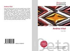 Buchcover von Andrea Vital