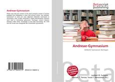 Bookcover of Andreae-Gymnasium
