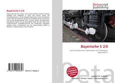 Buchcover von Bayerische S 2/6
