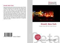 Orwell, New York的封面