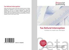 Capa do livro de Tax Refund Interception