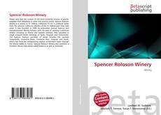 Copertina di Spencer Roloson Winery