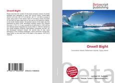 Orwell Bight的封面