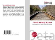 Orwell Railway Station的封面