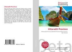 Couverture de Uttaradit Province