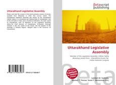 Borítókép a  Uttarakhand Legislative Assembly - hoz