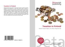 Taxation in Finland的封面