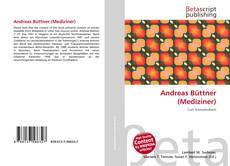 Borítókép a  Andreas Büttner (Mediziner) - hoz