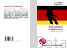 Capa do livro de Andreas Böhm (Fußballspieler)