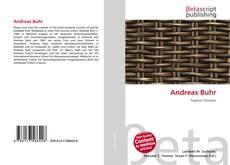 Capa do livro de Andreas Buhr