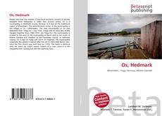 Bookcover of Os, Hedmark
