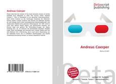 Bookcover of Andreas Coerper