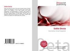 Bookcover of Seble Desta