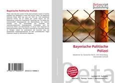 Buchcover von Bayerische Politische Polizei