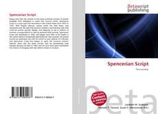 Bookcover of Spencerian Script