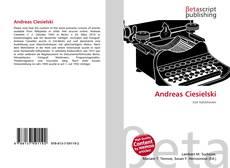 Bookcover of Andreas Ciesielski