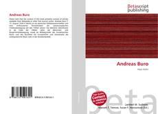 Andreas Buro kitap kapağı