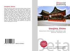 Bookcover of Uwajima, Ehime