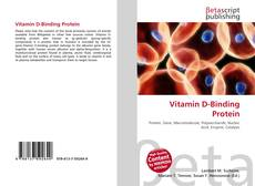 Bookcover of Vitamin D-Binding Protein