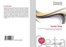 Buchcover von Uvular Stop