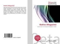 Bookcover of Rodina (Magazine)