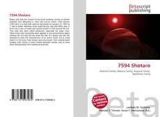 Bookcover of 7594 Shotaro