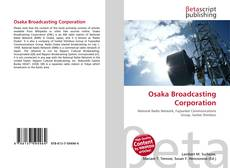 Buchcover von Osaka Broadcasting Corporation