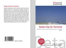 Bookcover of Osaka City Air Terminal