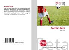 Bookcover of Andreas Buck