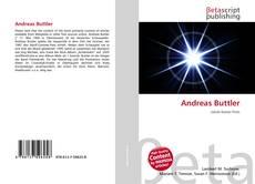 Buchcover von Andreas Buttler