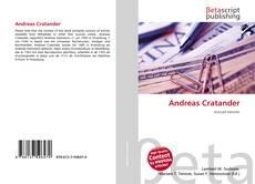 Capa do livro de Andreas Cratander