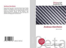 Buchcover von Andreas Dornheim