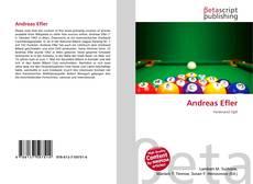 Buchcover von Andreas Efler