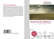 Bookcover of Osage County, Oklahoma