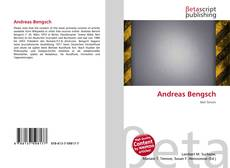 Bookcover of Andreas Bengsch