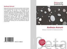 Bookcover of Andreas Arzruni