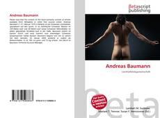 Andreas Baumann的封面