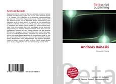 Capa do livro de Andreas Banaski