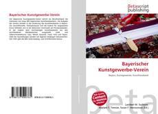 Couverture de Bayerischer Kunstgewerbe-Verein