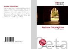 Portada del libro de Andreas Dörpinghaus
