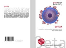 Bookcover of WNT3A