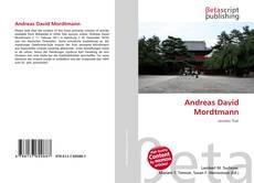Bookcover of Andreas David Mordtmann
