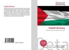 Обложка Taybeh Brewery