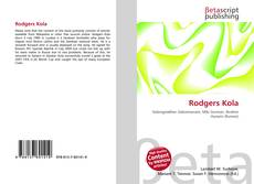 Bookcover of Rodgers Kola