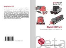 Bayerischer Mci的封面