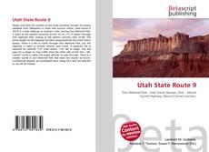 Portada del libro de Utah State Route 9