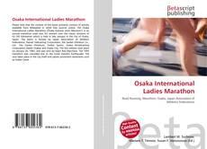 Portada del libro de Osaka International Ladies Marathon