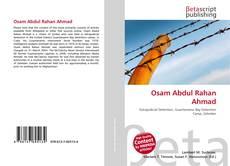 Osam Abdul Rahan Ahmad的封面